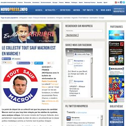 Novopress.info - arme de réinformation massive