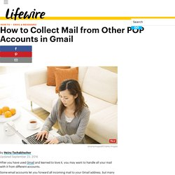 Collecting Mail From Other POP Accounts in Gmail