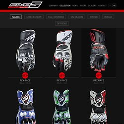 Collection 2014 I FIVE ADVANCED GLOVES I SITE OFFICIEL
