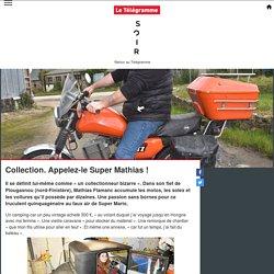 Collection. Appelez-le Super Mathias!