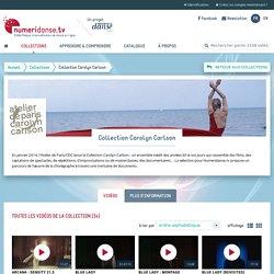 Collection Carolyn Carlson - Vidéos de danse
