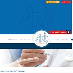 Consumer Debt Collection Adelaide