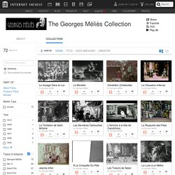 The Georges Méliès Collection : Free Movies : Free Download, Borrow and Streaming