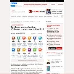 Pug lance une collection d'ebooks gratuits sur le Covid-19