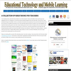 A Collection of Great Books for Teachers