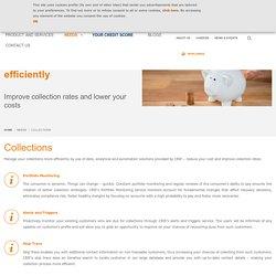 Enhance Collection Efficiency Using CRIF's Portfolio Monitoring Service