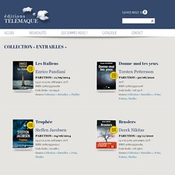 Télémaque - Collection « Entrailles »