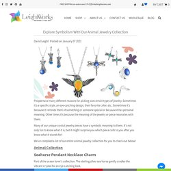 Explore Symbolism With Our Animal Jewelry Collection – LeightWorks