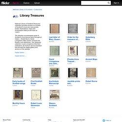Classeur : Library Treasures