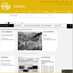 RUB. SITE CNAP : Collection en ligne