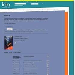 Folio SF - Collection de livres de poche Gallimard