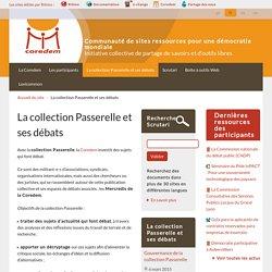 La collection Passerelle et ses débats - Coredem