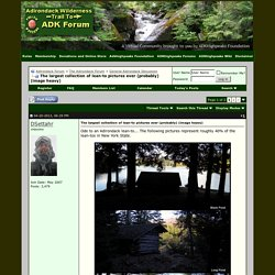 The largest collection of lean-to pictures ever (probably) (image heavy) - Adirondack Forum
