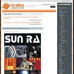 Sun Ra Arkestra - Collection [130 Albums] (1956-2012