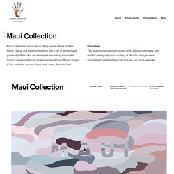 Maui Collection - Anton Repponen - Museum of Design Artifacts