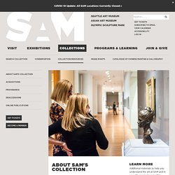 Collection Resources - SAM - Seattle Art Museum
