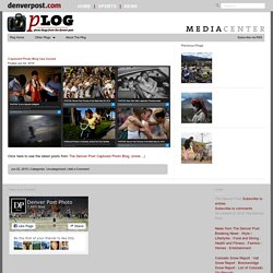 Plog - The Denver Post's Plog is a collection of photo blogs that tell the stories of the present and the past in photographs.
