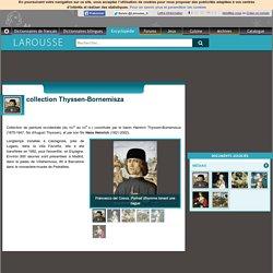 collection Thyssen-Bornemisza