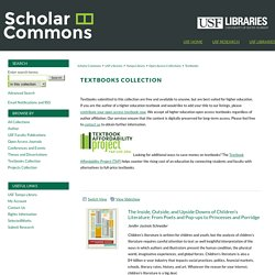 USF Tampa Library Open Access Textbooks Collection