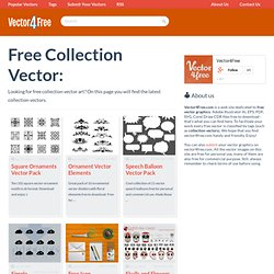 Collection - Free Vectors