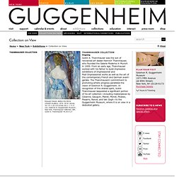 Guggenheim Collection