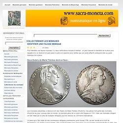 Collectionner les monnaies