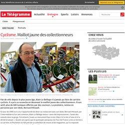 Cyclisme. Maillot jaune des collectionneurs - Portraits