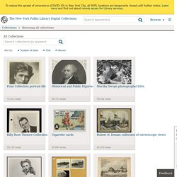 NYPL Collections