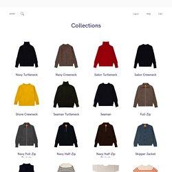 Collections – ANDERSEN-ANDERSEN