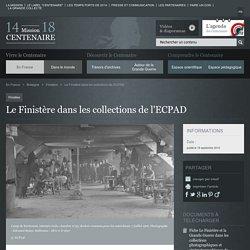 Le Finistère dans les collections de l'ECPAD