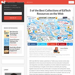 5 of the Best Collections of EdTech Resources on the Web