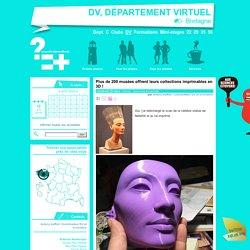Plus de 200 musées offrent leurs collections imprimables en 3D