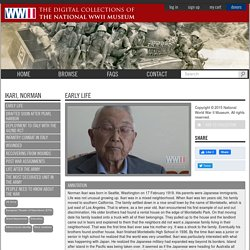 Veteran Norman Ikari remembers the announcement of the attack on Pearl Harbor (National WWII Museum)
