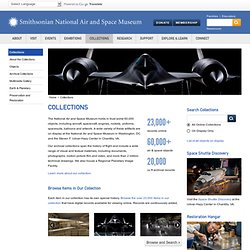 Collections | National Air and Space Museum
