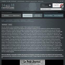 Verdun_ Perte et reprise du fort de Douaumont : bnf