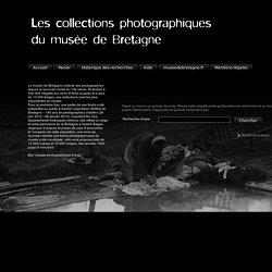 Les collections photographiques du musée de Bretagne - Accueil