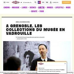 A Grenoble, les collections du musée en vadrouille