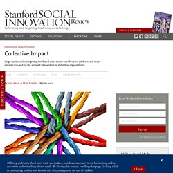 Collective Impact - Stanford Social Innovation Review