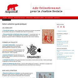 Action collective (guide pratique) « AequitaZ