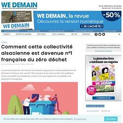 Comment cette collectivité alsacienne est devenue n°1 française du zéro déchet