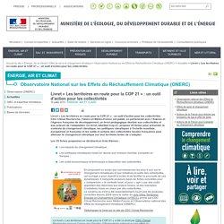 Livret « Les territoires en route pour la COP 21 » : un outil d'action pour les collectivités