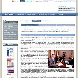 APVF - Association des maires des petites villes de France