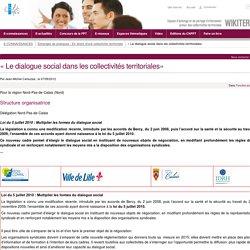« Le dialogue social dans les collectivités territoriales» (Echanges-de-Pratiques.Ledialoguesocialdanslescollectivitesterritoriales) - CNFPT