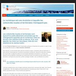 La révolution numérique dans les collectivités territoriales
