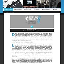 Territoires et Cinéma : Les collectivités territoriales et le cinéma - Territoires et Cinéma - Déclaration de principe