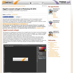 Oggetti avanzati collegati in Photoshop CC 2014: Documenti collegati e pacchetto di esportazione