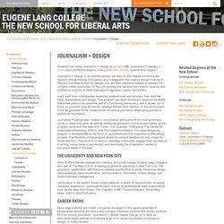 Eugene Lang College