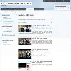 CDI - COLLEGE ALFRED DE MUSSET