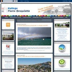 Collège Pierre Brossolette - Bruz: Echange scolaire