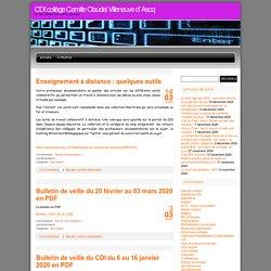 CDI collège Camille Claudel Villeneuve d' Ascq » Non classé